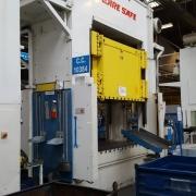 hydraulische 500 Tonnen Doppelständerpresse LOIRESAFE