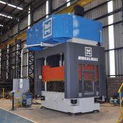 4-Säulen-Presse 400 Tonnen PH4C Serie Platinum