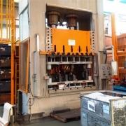 Hydraulische Doppelständerpresse 600 Tonnen LOIRESAFE