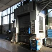 315 Tonnen hydraulische Doppelständerpresse Müller
