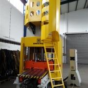 Tuschierpresse 56 Tonnen PH4C HIDRALMAC PH4C Platinum
